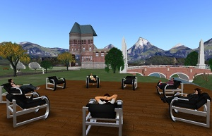 World University and School Course in a Virtual World